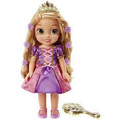 """Кукла Jakks Pacific """"Disney Princess"""" Рапунцель со светящимися волосами, 38 см"""