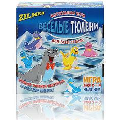 """Настольная игра Zilmer """"Веселые тюлени"""""""