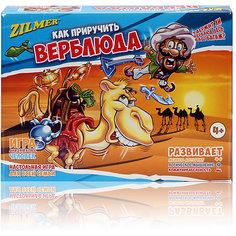 """Настольная игра Zilmer """"Как приручить верблюда"""""""