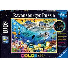 Пазл светящийся «Коралловый риф» XXL 100 шт Ravensburger