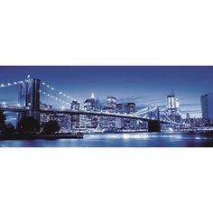 Пазл панорамный «Ночь в Нью-Йорке» 1000 шт Ravensburger