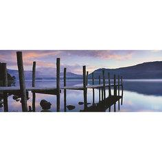 Пазл панорамный «Идиллия на озере» 1000 шт Ravensburger