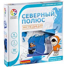 """Игра-головоломка """"Северный полюс. Экспедиция"""" Bondibon"""