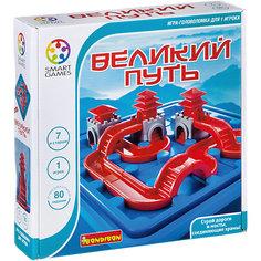 """Игра-головоломка """"Великий путь"""" Bondibon"""