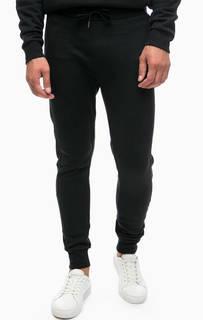 Черные брюки в спортивном стиле Calvin Klein Jeans