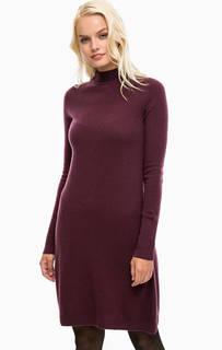 Шерстяное платье-свитер средней длины United Colors of Benetton