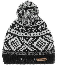Трикотажная шапка с подкладкой Canadian