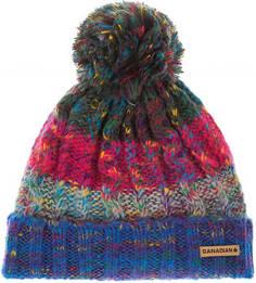 Разноцветная шапка с подкладкой Canadian