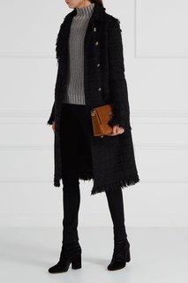 Фактурное пальто Msgm