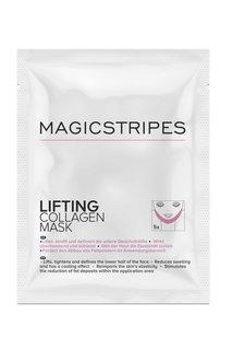 Коллагеновая лифтинг-маска Lifting Collagen Mask, 5 шт. Magicstripes
