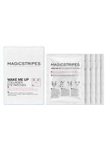 Коллагеновые охлаждающие патчи под глаза Wake Me Up Collagen Eye Patches, 10 шт. Magicstripes