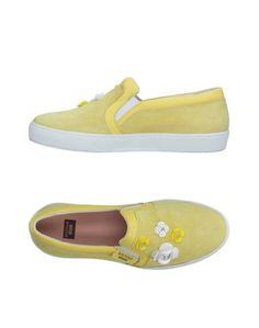 Низкие кеды и кроссовки Boutique Moschino