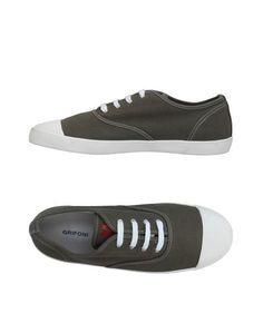 Низкие кеды и кроссовки M.Grifoni Denim
