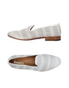 Мокасины Raparo