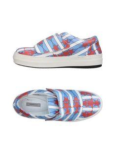 Низкие кеды и кроссовки Marella