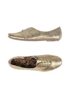 Обувь на шнурках Sam Edelman