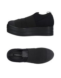 Низкие кеды и кроссовки Fessura