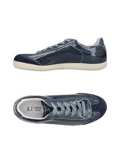 Низкие кеды и кроссовки Armani Jeans