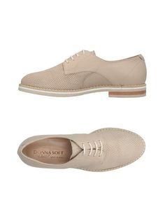 Обувь на шнурках Donna Soft