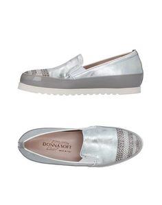 Низкие кеды и кроссовки Donna Soft