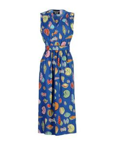 Платье длиной 3/4 Boutique Moschino