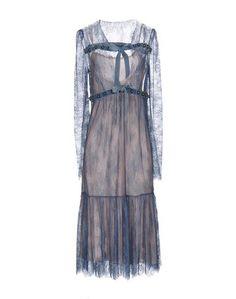 Платье до колена Philosophy di Lorenzo Serafini