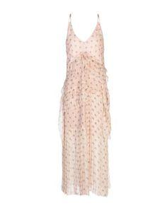Длинное платье Aquilano Rimondi