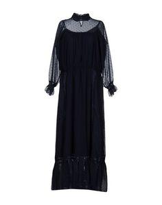 Длинное платье Brigitte Bardot