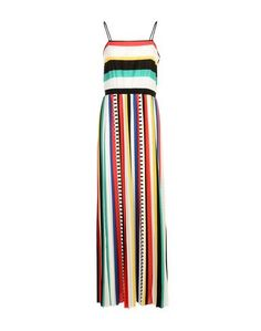 Длинное платье Twin Set Jeans