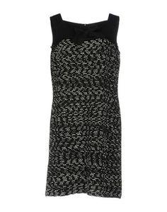 Короткое платье St. John
