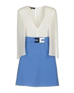 Короткое платье Elisabetta Franchi