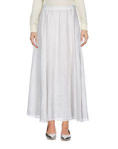 Длинная юбка 120% Lino