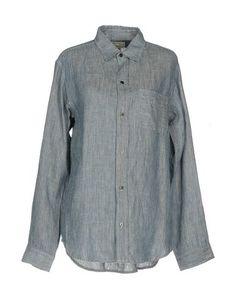 Джинсовая рубашка Current/Elliott