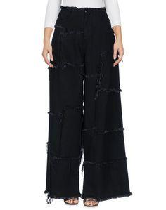 Джинсовые брюки Marques  Almeida