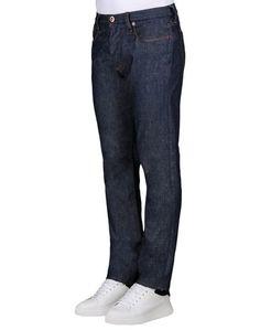 Джинсовые брюки Emporio Armani