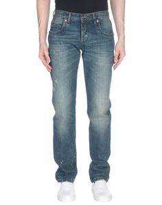 Джинсовые брюки Dirk Bikkembergs Sport Couture