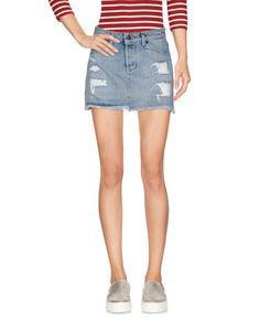 Джинсовая юбка UP ★ Jeans