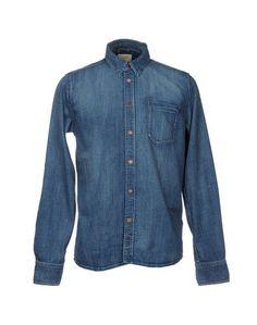 Джинсовая рубашка Nudie Jeans CO
