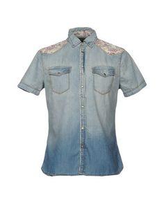 Джинсовая рубашка GJ Gaudi Jeans