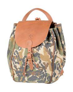 Рюкзаки и сумки на пояс IL Bisonte
