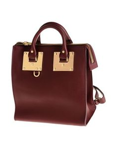 Рюкзаки и сумки на пояс Sophie Hulme