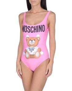 Слитный купальник Moschino Couture