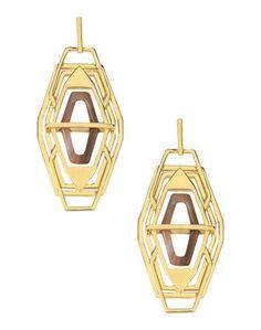 Серьги Noir Jewelry