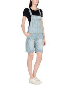 Короткий комбинезон Pepe Jeans