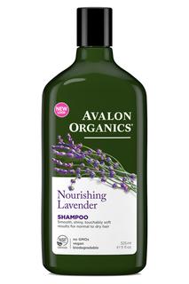 Шампунь с маслом лаванды AVALON ORGANICS