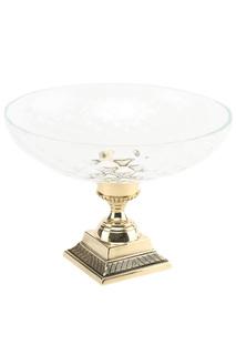 Чаша на основании, 32х33 см Stilars