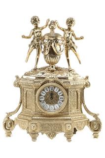 Часы с ангелами, 35х42х11 см Stilars