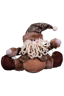"Мягкая игрушка ""Дед Мороз"" Mister Christmas"