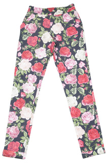 PATTERNED TROUSERS Miss Blumarine
