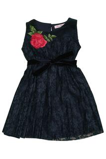 DRESS W/BELT Miss Blumarine